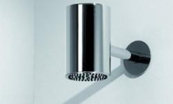 Bonomi - wall mounted light showerhead